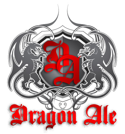 Dragon Ale Beer by Americana Brewery